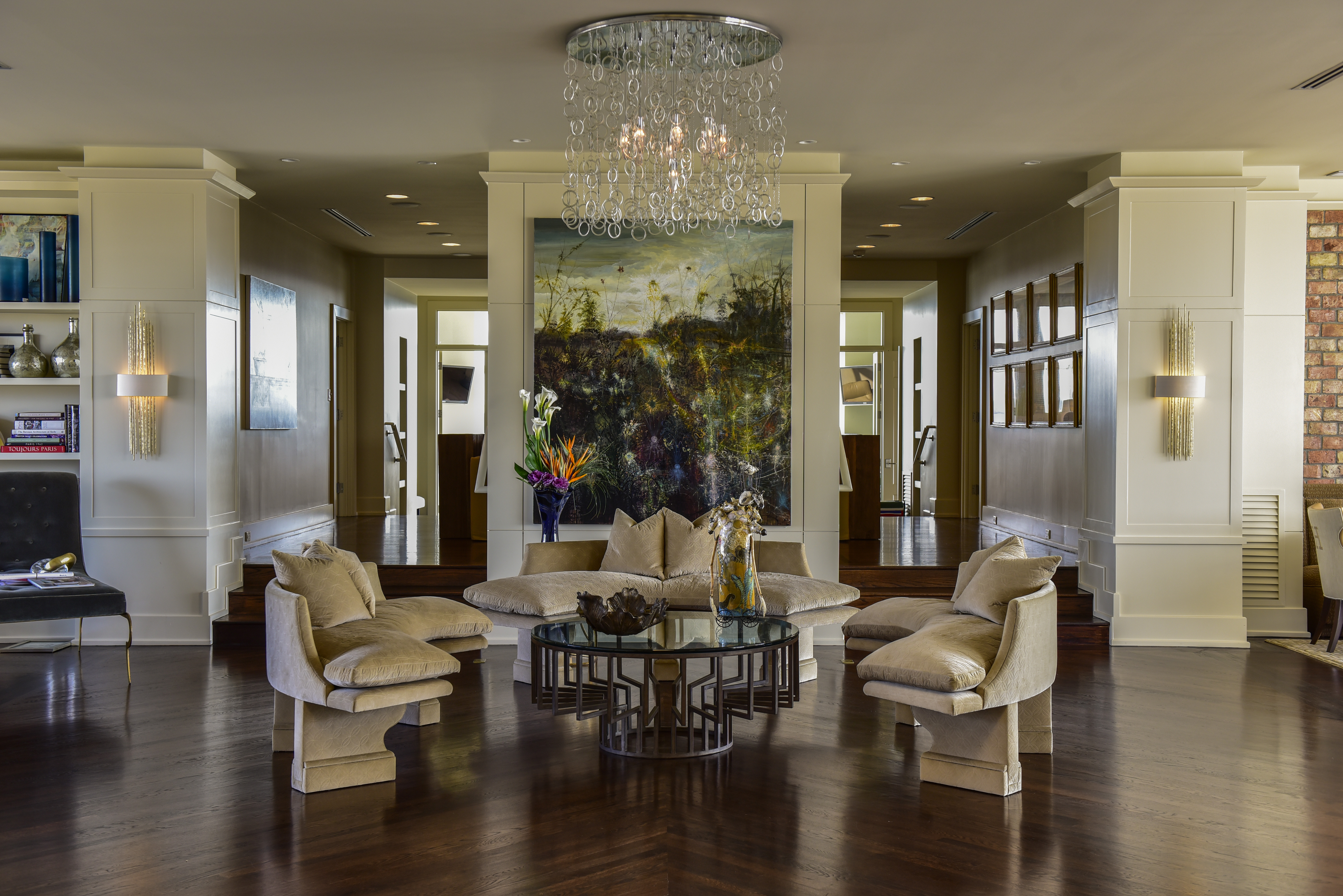 Belle Meade Penthouse Landy Gardner Interiors Award